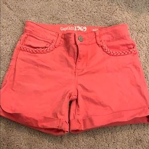 Midi girls shorts